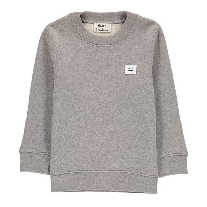 Acne Studios Finte Mini Smiley Sweatshirt-listing