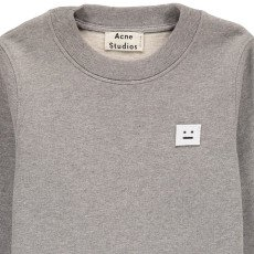 Acne Studios Suéter Smiley Mini Finte-listing