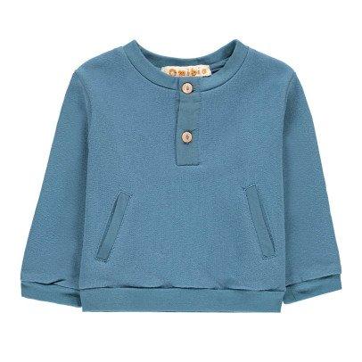 Omibia Sweatshirt aus Bio-Baumwolle Lenon -listing