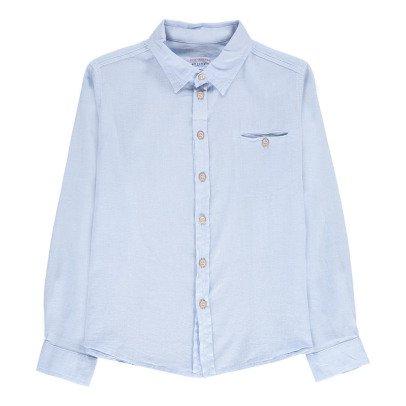 Morley Ben Light Shirt-listing