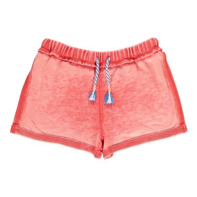 UNE FILLE today I am Shorts Mollettone-listing