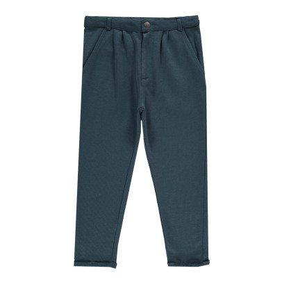 Soft Gallery Pantalon Pinces Molleton Zeus-listing