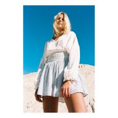 Swildens Qantum Striped Smock Skirt-product