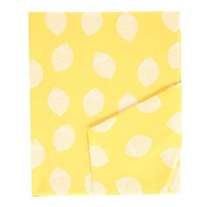 Lab Tischdecke mit 6 Servietten Limonade -listing