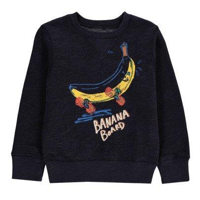 Bellerose Fou Banana Board Sweatshirt-listing