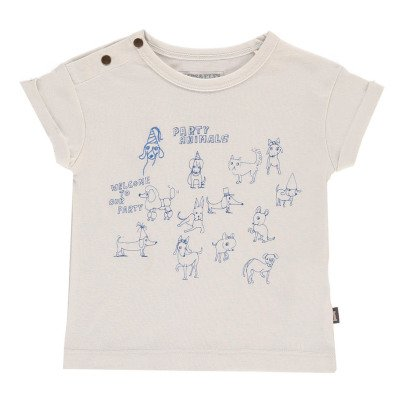 Imps & Elfs Organic Cotton Party Animal T-Shirt-listing