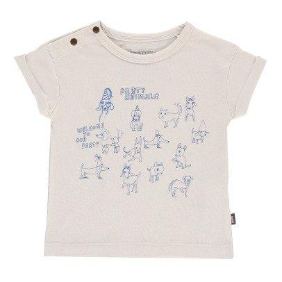Imps & Elfs T-Shirt Animals Party Coton Bio-listing