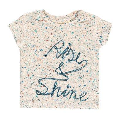 "Soft Gallery T-Shirt Peinture ""Rise & Shine"" Ashton-listing"