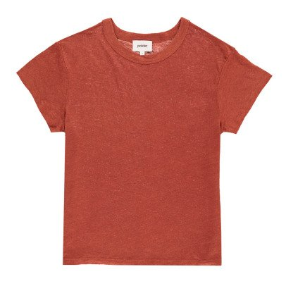 Polder Camiseta Lino Pedro-listing