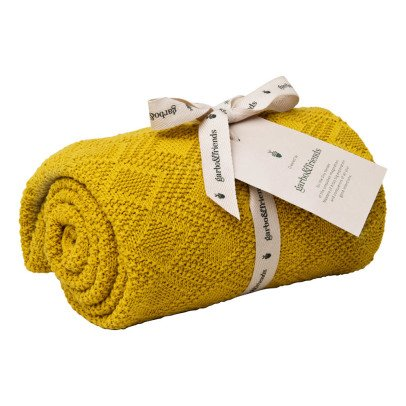 garbo&friends Coperta in cotone-listing