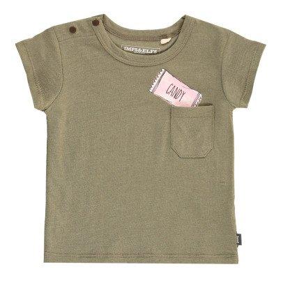 Imps & Elfs T-Shirt Candy Coton Bio-listing