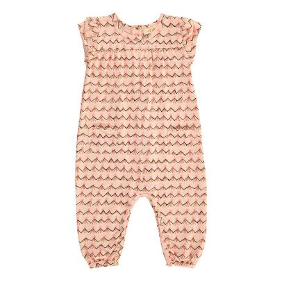 Soft Gallery Abigail Volcano Organic Cotton Jumpsuit-listing