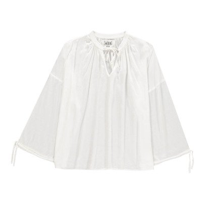 Swildens Qelly Voile Blouse-listing