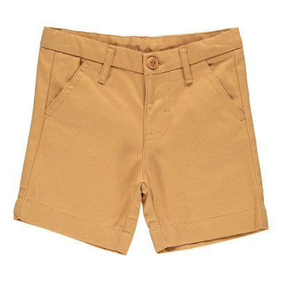 Lab - La Petite Collection Canvas Shorts-listing