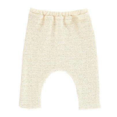 Louis Louise Savane Lurex Fleece Harem Trousers-product