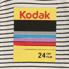 Simple Kids Kodak Striped T-Shirt-listing