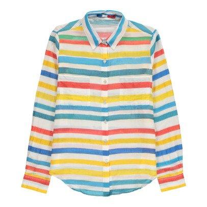 G.KERO Hemd aus Baumwolle und Seide -listing