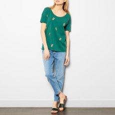 Des petits hauts T-shirt Ananas Sequins Ivette-listing
