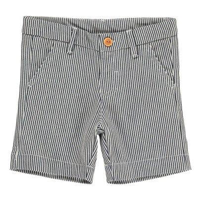 Lab - La Petite Collection Gestreifte Shorts -listing