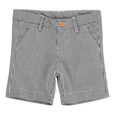 Lab - La Petite Collection Striped Shorts-listing