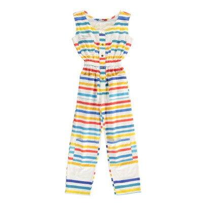 G.KERO Striped Jumpsuit-listing