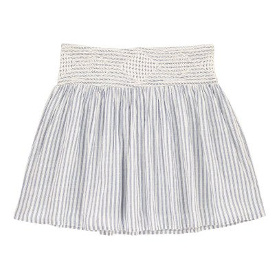 Swildens Qantum Striped Smock Skirt-product