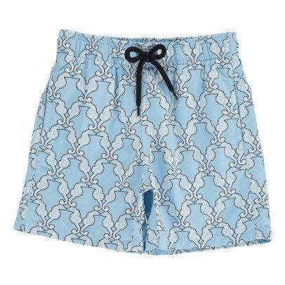 Vilebrequin Shorts da Bagno Ippocampo-listing