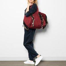 Petite Mendigote Shopper mit Franzen Pacha -listing