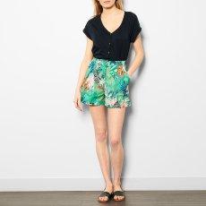 Des petits hauts Shorts Dschungel Raynaldo-listing