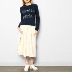"Cuisse de Grenouille Sweatshirt ""Surf In Paris"" Carlita-listing"
