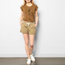 Labdip Shorts aus Baumwolle und Leinen Kate -listing