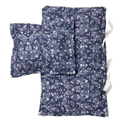 garbo&friends Parure de lit Mares en percale de coton-product