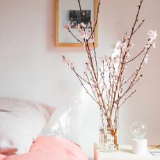Zangra Lampe de chevet en porcelaine-listing