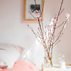 Lab Bettbezug aus Leinen -listing