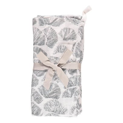 Moumout Cotton Muslin Feather Swaddle 70x70cm-listing