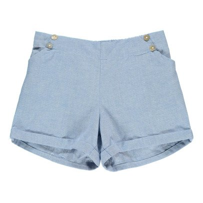 Lab - La Petite Collection Shorts Chambray -listing