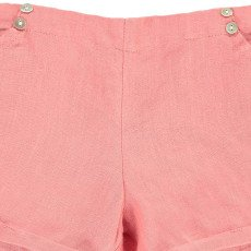 Lab - La Petite Collection Linen Shorts-listing
