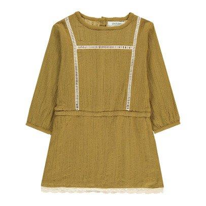 Polder Girl Brownie Embellished Dress-listing