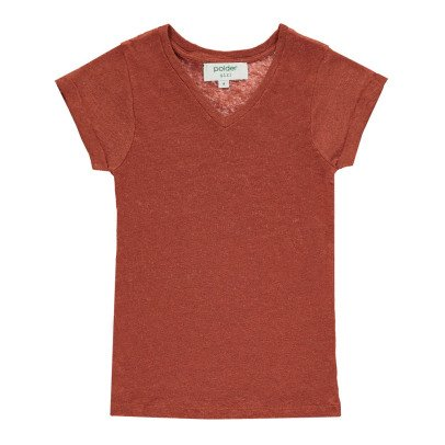 Polder Girl T-Shirt aus Leinen Bruno -listing