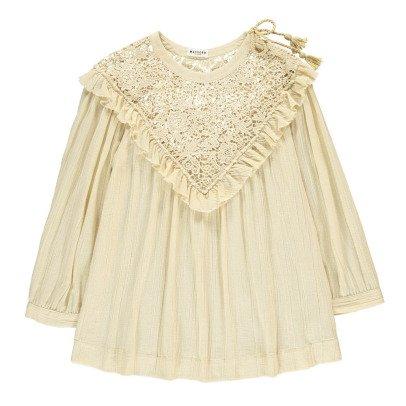 Masscob Bluse aus Baumwolle -listing