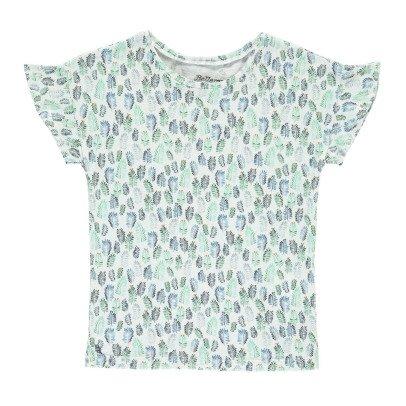Bellerose T-Shirt Blätter Dob -listing