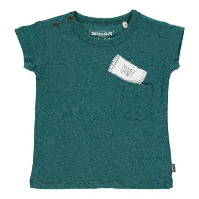 Imps & Elfs T-Shirt Candy in cotone Bio-listing