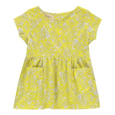 Lab - La Petite Collection Vestido Liberty Flores-listing