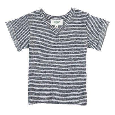 Polder Girl T-Shirt aus Baumwolle und Leinen Bruno -listing