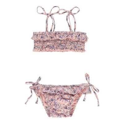 Simple Kids York Floral Bikini-listing