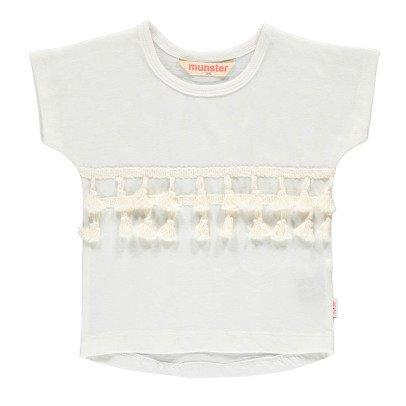 Munsterkids T-Shirt à Pompons Show-listing