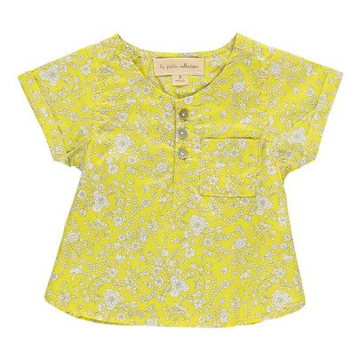 Lab - La Petite Collection Bluse Liberty Blumenmuster -listing