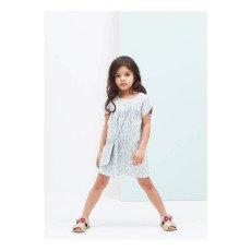 Velveteen Kleid Chambray Ikat Sofia -listing