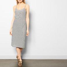 Des petits hauts Robe Jersey Coton et Lin Rayée Jasmine-listing