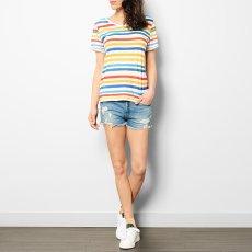 G.KERO Striped T-Shirt-listing